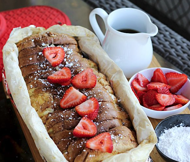 Our Super Tasty Campfire French Toast Recipe