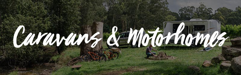 Caravans and Motorhomes - Camperland.tv