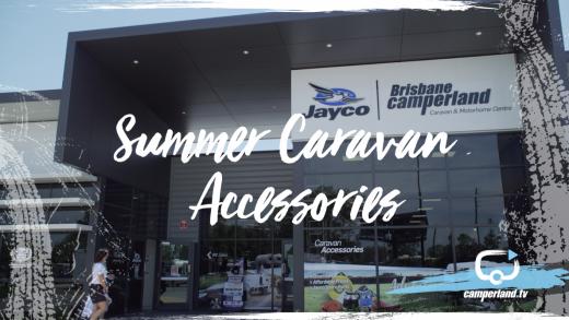 Summer Caravan Accessories
