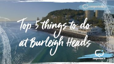 Top 5 things to do at Burleigh Heads